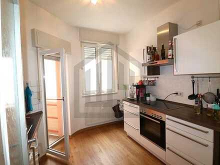 Gepflegte 2-Zimmer-Wohnung im Herzen der Karlsruher Innenstadt