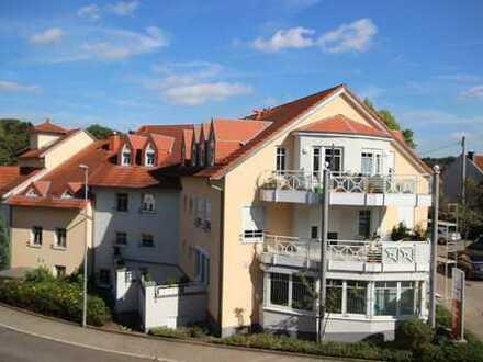 Seniorengerechte 1 Zimmer Wohnung mit Süd - Terrasse im Pauline Maier Haus in Baiertal