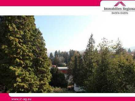 4 Zimmer-Wohnung mit großer Terrasse und tollem Ausblick über Baden-Baden