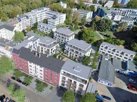 3-Zimmer-Gartenwohnung, , Süd-Terrasse, Gartenhaus 3