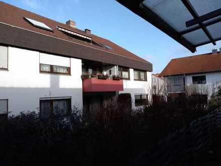 ***Helle Studiowohnung mit 2 Balkonen***