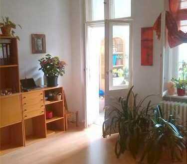 Gepflegte 2-Zimmer-Wohnung mit Balkon in Neukölln, Berlin