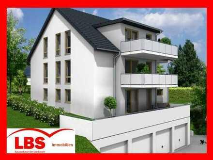 """""""DIE ZUKUNFT?"""" - Sonnige, moderne und barrierefreie EG-Eigentumswohnung mit Terrasse und Garage"""