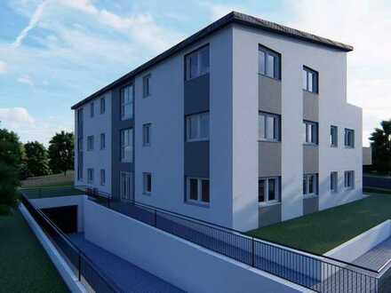 Erstbezug mit Einbauküche und Balkon: stilvolle 3-Zimmer-Penthouse-Wohnung in Gemmingen