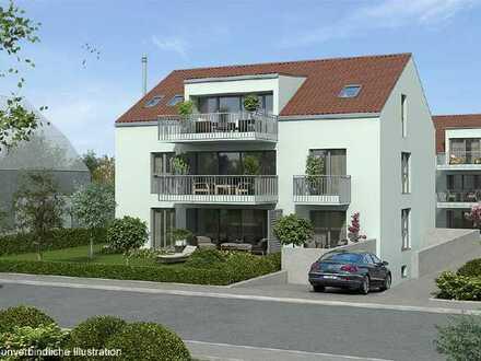 Sonnige Höhenlage mit 1-, 2-, 3- und 4-Zimmer-Neubauwohnungen