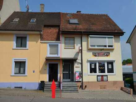 Gepflegtes Reihenmittelhaus in zentralster Lage in Friedlingen