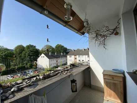 Wohnen Sie in schöner beliebten Wohnlage Gevelsbergs * 3-Zimmer * Balkon