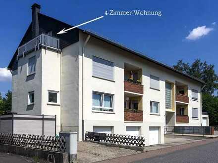 Schöne vier Zimmer Wohnung in Simmern/Hunsrück