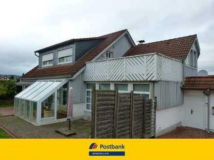 Zwangsversteigerung - Einfamilienhaus mit Wintergarten und Garage - provisionsfrei für Ersteher