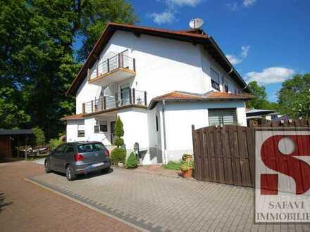 Waldnähe! Haus mit 5 Zimmern, kleinem Garten und 2 Außenstellplätzen!
