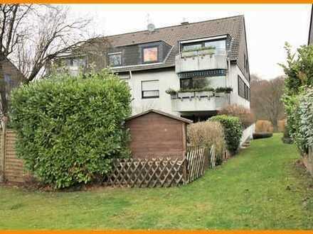 ** Umgeben von Grünflächen mit Balkon und Garage in sehr ruhiger Lage von Essen, Byfang! **