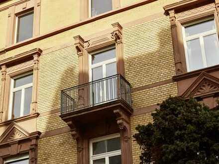 Hermann 6: Erstbezug, Beletage mit 2 Balkonen!