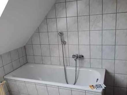 Erschwingliche und gepflegte Wohnung mit zwei Zimmern, Küche, Bad und Balkon in Spremberg