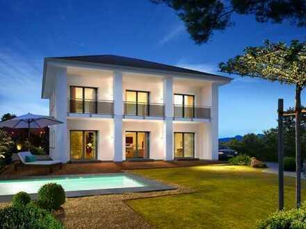 Luxus-Villa auf dem Grundstück in Herrenberg-Kuppingen!