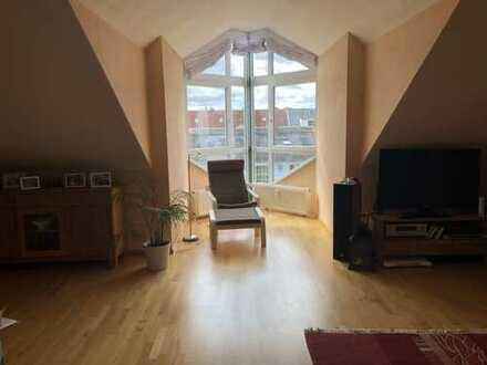 Gemütliche Dachgeschosswohnung in der Mainzer Neustadt - direkt vom Eigentümer -