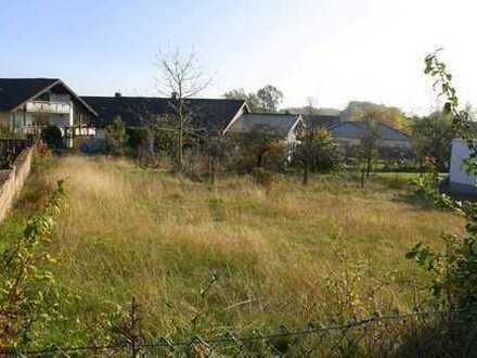 Geiselberg - Baugrundstück in ruhiger Ortsrandlage
