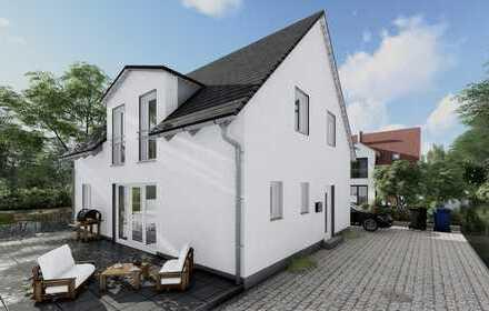 """Preissenkung! Platz für die ganze Familie! Unser Ziegelmassivhaus """"Familie 132"""" in Augsburg !"""