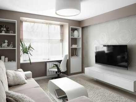 Herrliche Lage am Stadtrand: 2 Zimmer-Neubau-Wohnung mit Garten, provisionsfrei