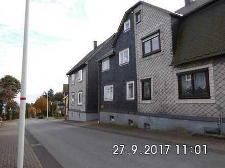 Ferienhaus (DHH) mit kleiner Hoffläche