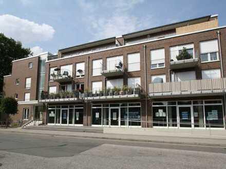 1. OG mit Fahrstuhl – Zentral gelegene 3-Zimmer-Wohnung mit Balkon!