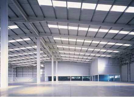 """BAUMÜLLER & CO."" - ca. 2.000 m² Logistik-NEUBAU - TOP Lage / an BAB"