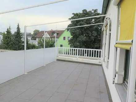 Tolle Terrassenwohnung im Herzen von Bad Wörishofen