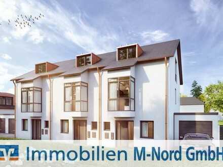 Neubau: Hochwertiges Eckhaus am Fasaneriesee in München-Feldmoching