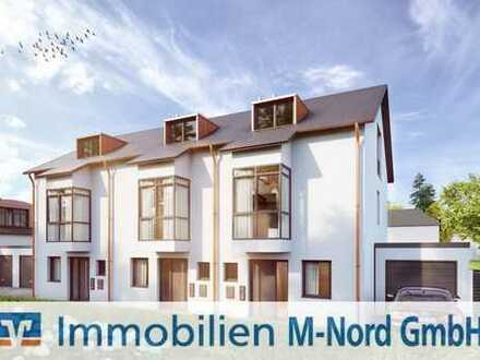 Reserviert - Neubau: Hochwertiges Eckhaus am Fasaneriesee in München-Feldmoching