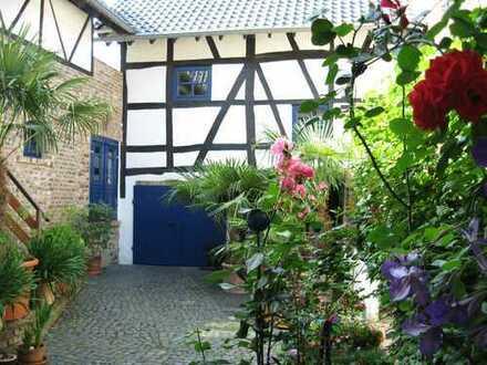 Traumhaftes Wohnen in einer liebevoll sanierten Fachwerk - Scheue in Wachtberg - Werthhoven