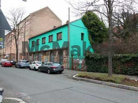 Attraktives Objekt mit Baugenehmigung zur Vergrößerung in absoluter Top-Lage von Nürnberg
