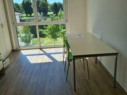 Möblierte 1-Zimmer-Wohnung für Studenten, Schüler und Auszubildende in Universitätsnähe