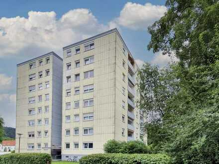 Vermietete 2-Zimmer-Wohnung mit Balkon in Leimen