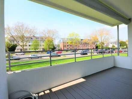Freie, hochwertig sanierte Wohnung in Düsseldorf- Niederkassel