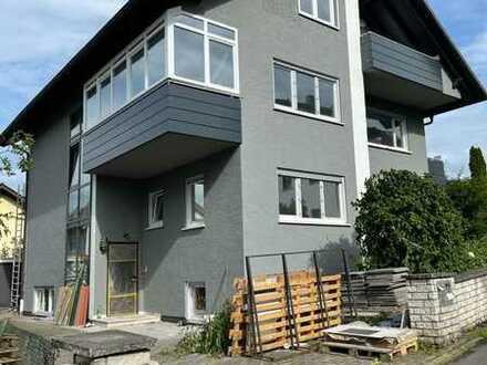 Modern Wohnen Erstbezug mit Balkon, Terrasse und Garage