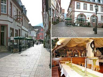 Gewölbekeller + Gastro + Wohnen: Arbeiten und Leben am Neckar
