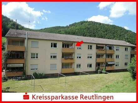 Schöne 3-Zimmer-Wohnung in naturnaher Umgebung