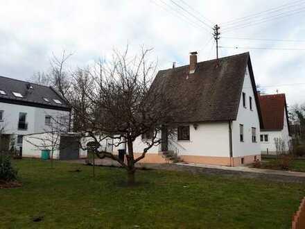 Einfamilienhaus in gewachsener Wohnlage und sehr gute Anbindung