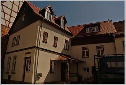 Kernsaniertes 5-Zimmer-Altstadthaus in Büdingen