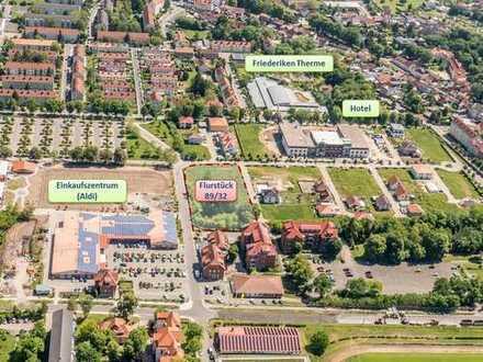 """Seniorenresidenz im Wohngebiet """"Gartenstadt"""" Bad Langensalza - zurzeit alle Flächen reserviert"""
