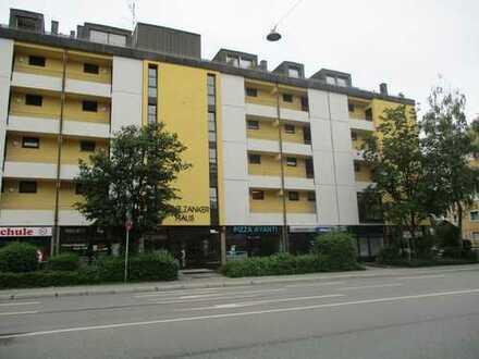 2-Zi.-Wohnung in Sendling -total renoviert - bezugsfrei