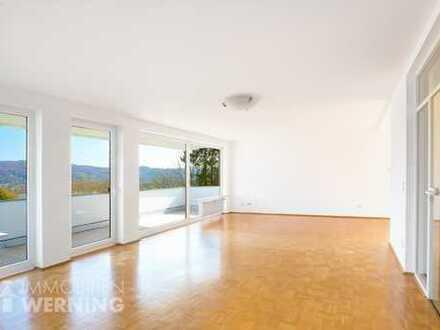 Dieser Ausblick wird Sie überzeugen! Tolle 3-Zimmer-Wohnung im Süden von Bonn
