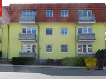 Attraktive 3 Raum Wohnung mit Balkon in Zwenkau,