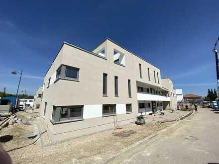 Erstbezug - 2-Zi. Wohnung mit großer Loggia in Mering - Ideal für Münchenpendler