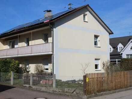 2-Familienhaus in ruhiger Lage