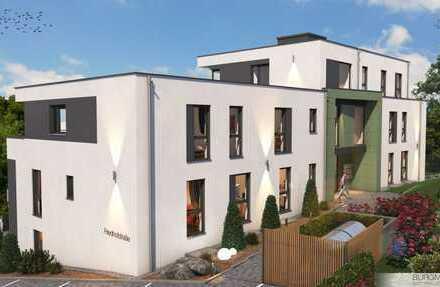 Wiehl-Zentrum, Erstbezug-Neubau: 3-Zimmer-Wohnung mit Balkon