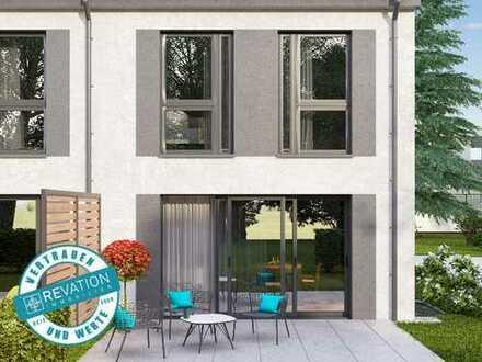VERKAUFT | PAIO Trudering | Neubau Reihenhaus | Das Gartenhaus