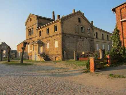 ehemaliges Außenlager einer Brauerei Wesenberg
