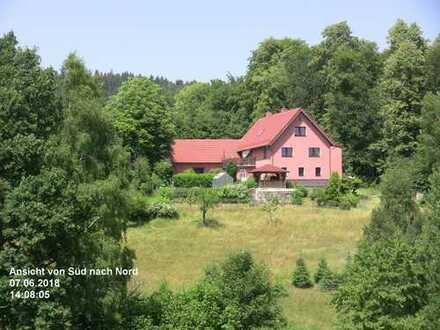 Schönes Haus mit 9 Zimmern in Traumlage in Lückendorf, Kreis Görlitz