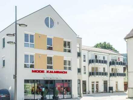 Helle 2-Zimmer-Wohnung mit Terrasse im 1. Obergeschoss (Whg. 4)