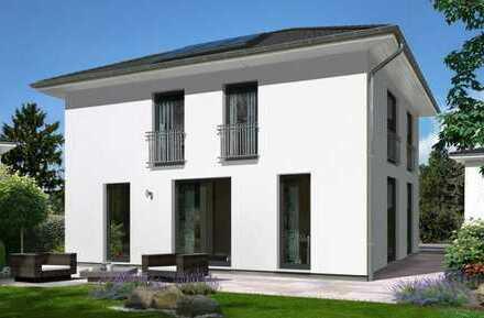Stadthaus in Erwitte: SCHICK UND GRADLINIG